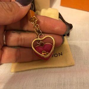 Louis Vuitton Accessories - 💯% Authentic Louis Vuitton phone charm